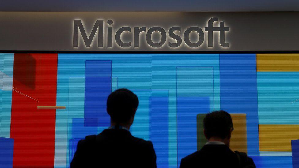 New Microsoft shop in London
