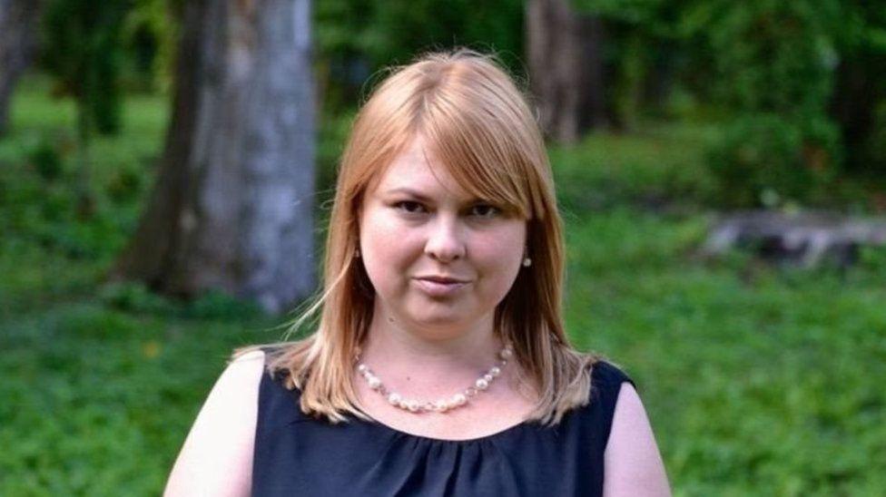 Kateryna Handzyuk