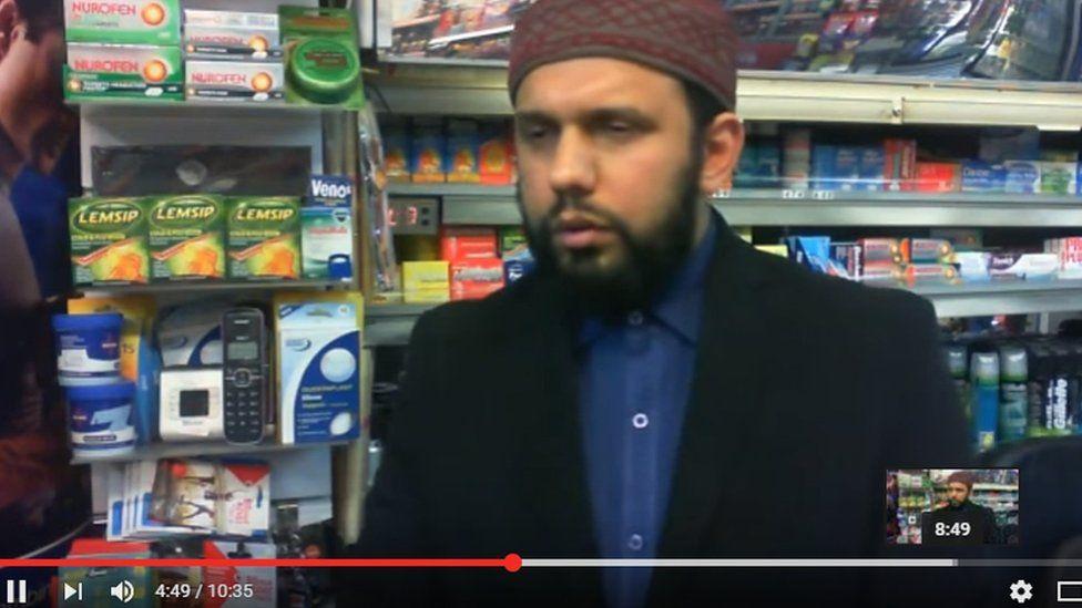 Asad Shah youtube video