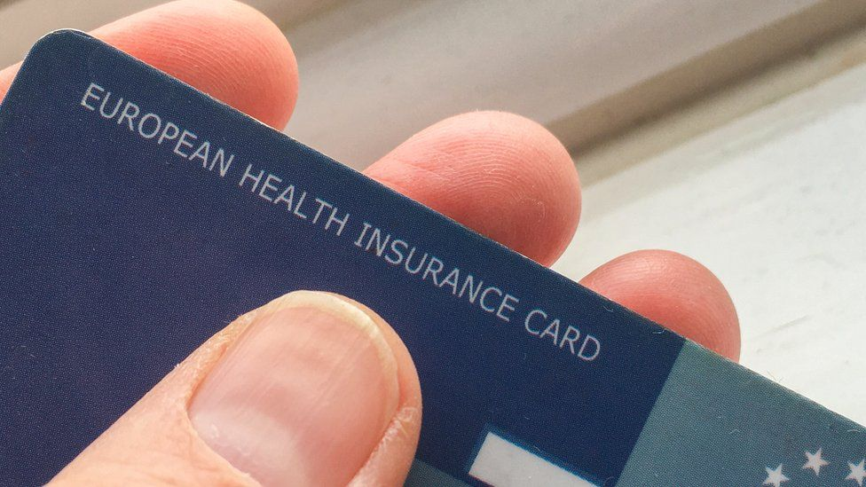 The EHIC card will make way for a GHIC card