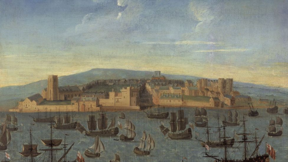 Liverpool in 1680