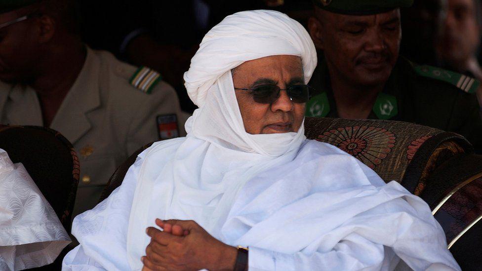 Nigers Prime Minister Brigi Rafini