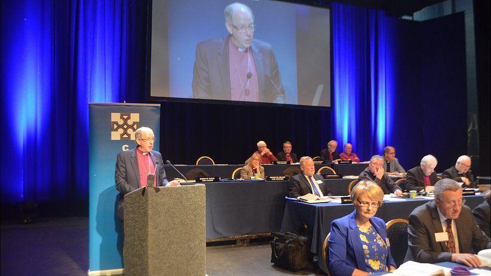 Bishop Ken Good warns NI education 'beyond crisis'