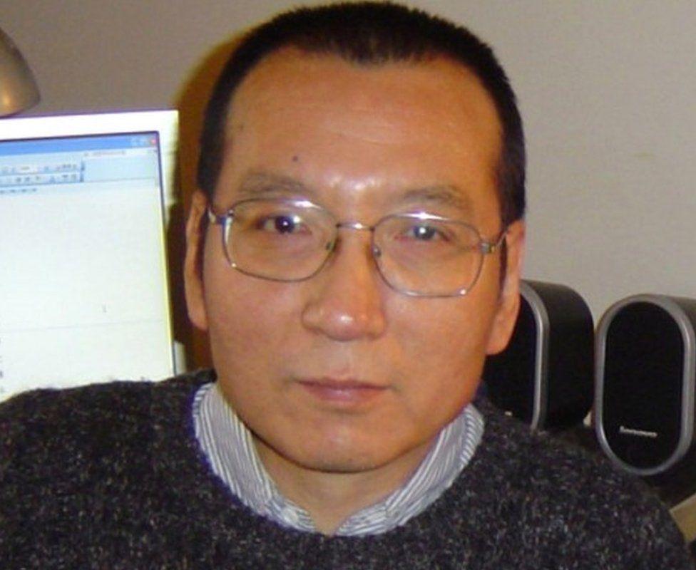 Liu Xiaobo in 2005
