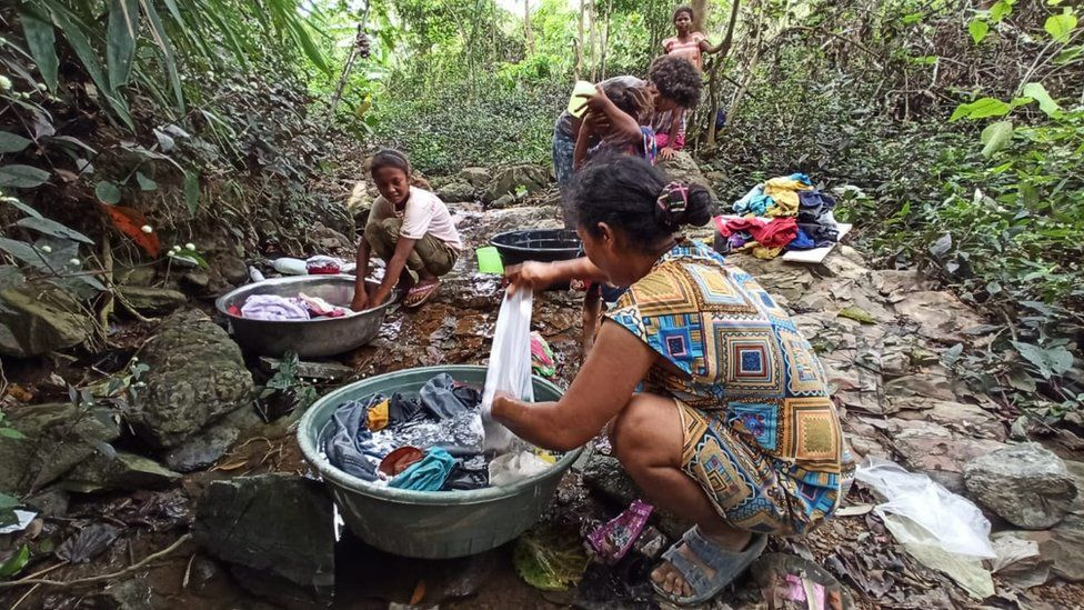 The Washing Machine Project