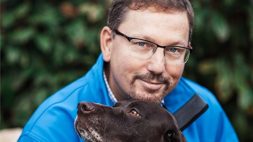 Mark Boddy, co-founder Pawsquad