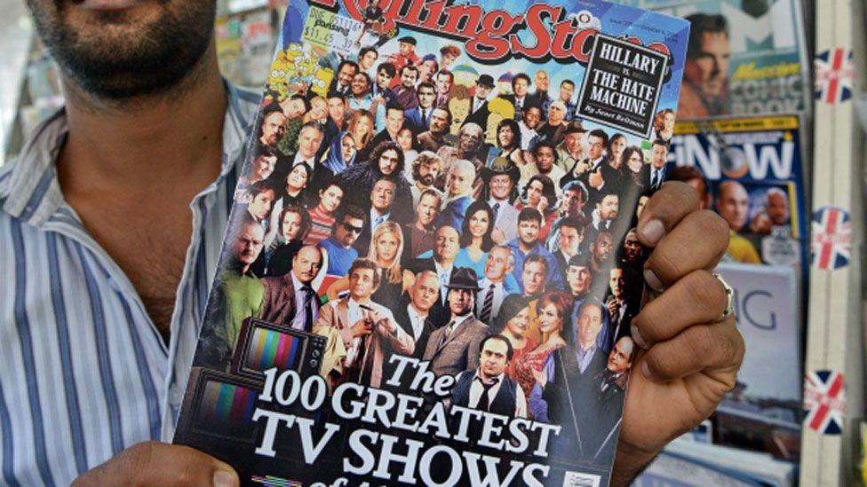 ¿Son estos los 10 mejores programas de TV estadounidenses de todos los tiempos?