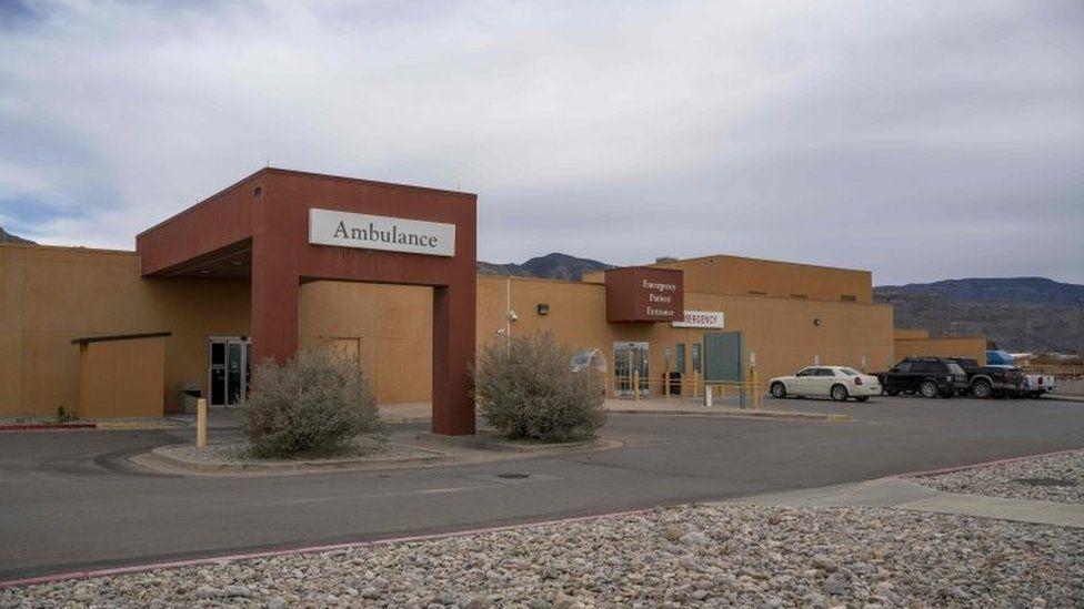 Gerald Champion Regional Medical Center in Alamogordo, New Mexico