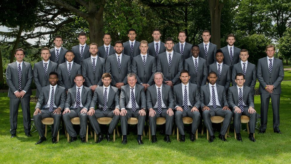 2014 England World Cup squad