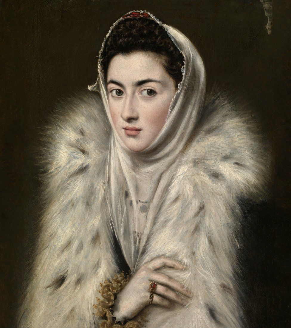Lady in a Fur Wrap: Mystery of Glasgow painting revealed