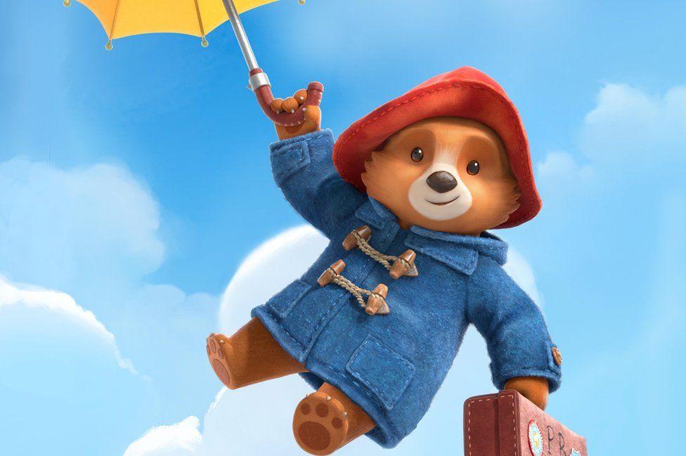 Paddington Bear image from new TV series