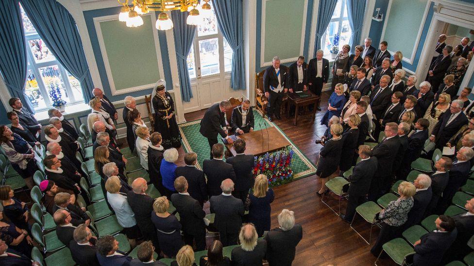 Iceland parliament 2016