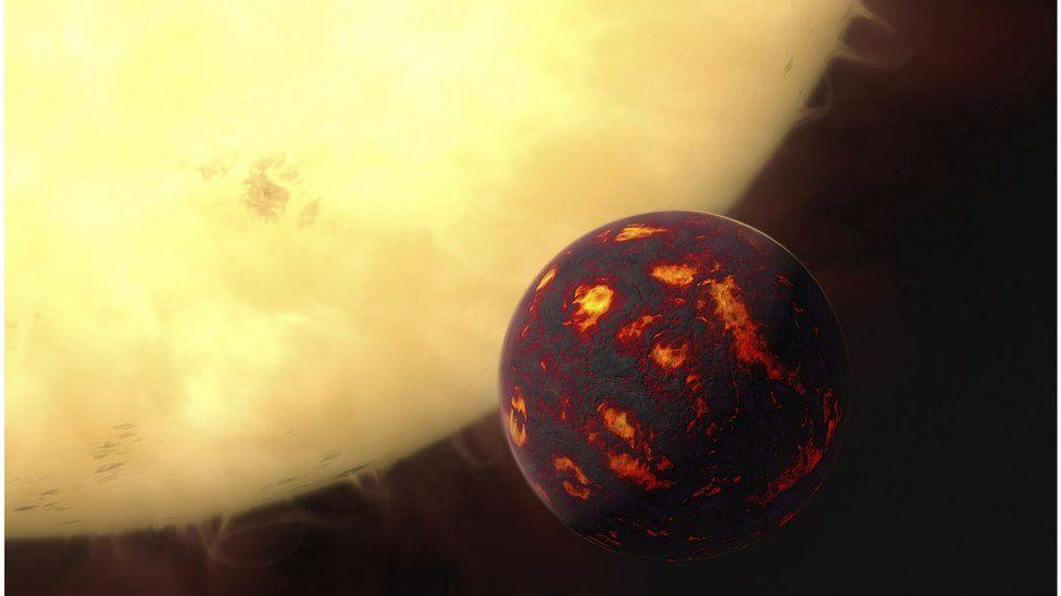 55 Cancri-e artwork