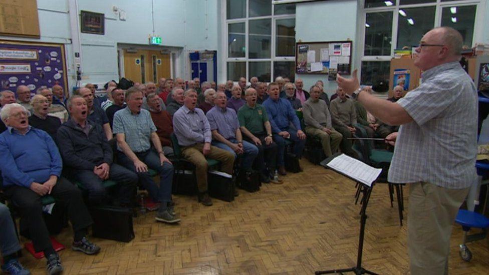 Pontarddulais Male Voice Choir