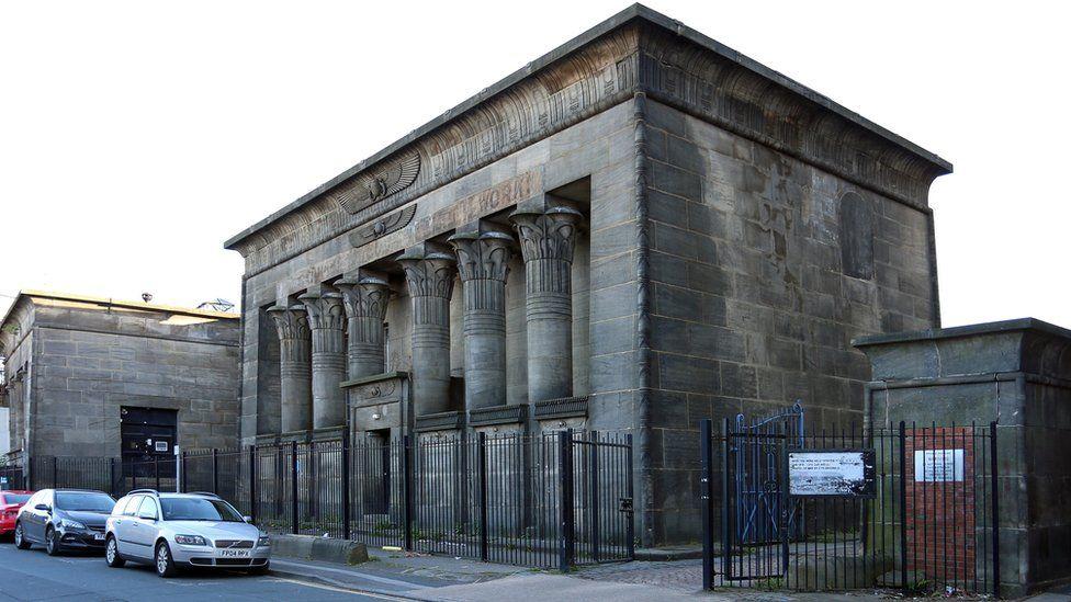 Temple Works Leeds