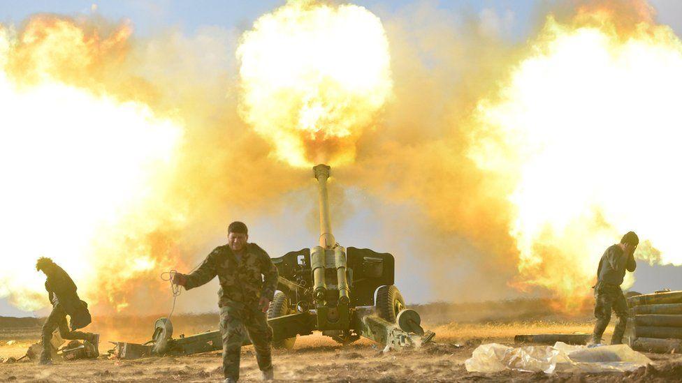 """في صحيفة """"آي"""": حكومة العراق """"تخلت عن"""" من ساعدوها في دحر تنظيم الدولة الإسلامية"""