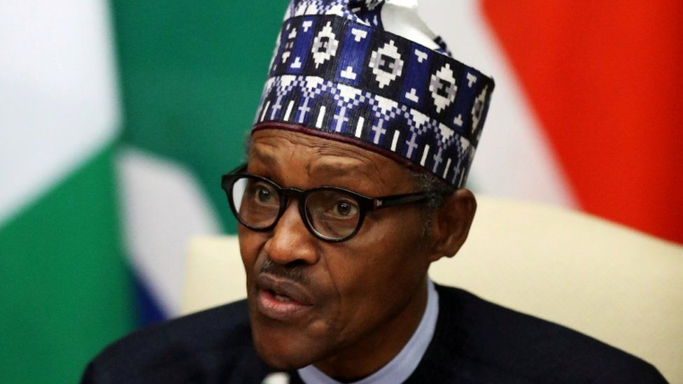 Nigeria's Muhammadu Buhari promises Africans visas on arrival