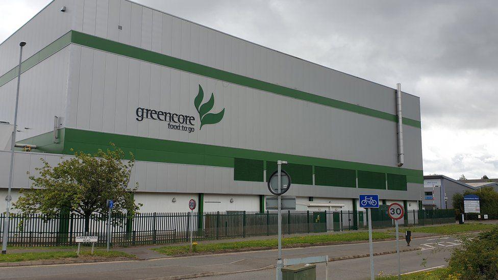 Greencore, Northampton