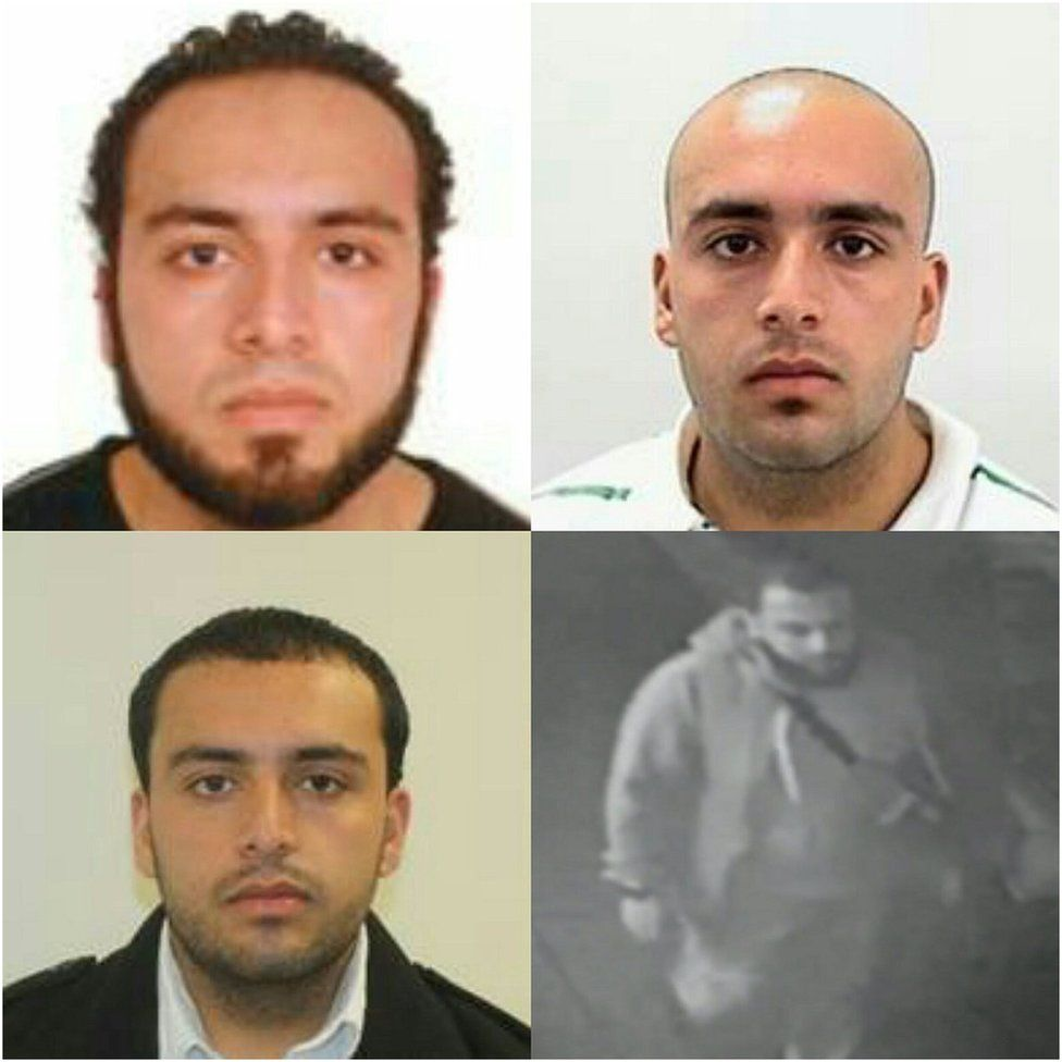 Composite image released by New Jersey State Police showing Ahmad Khan Rahami