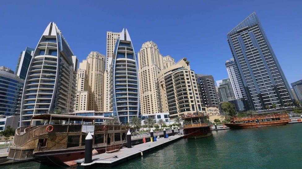 Dubai police arrest group over nude balcony shoot thumbnail