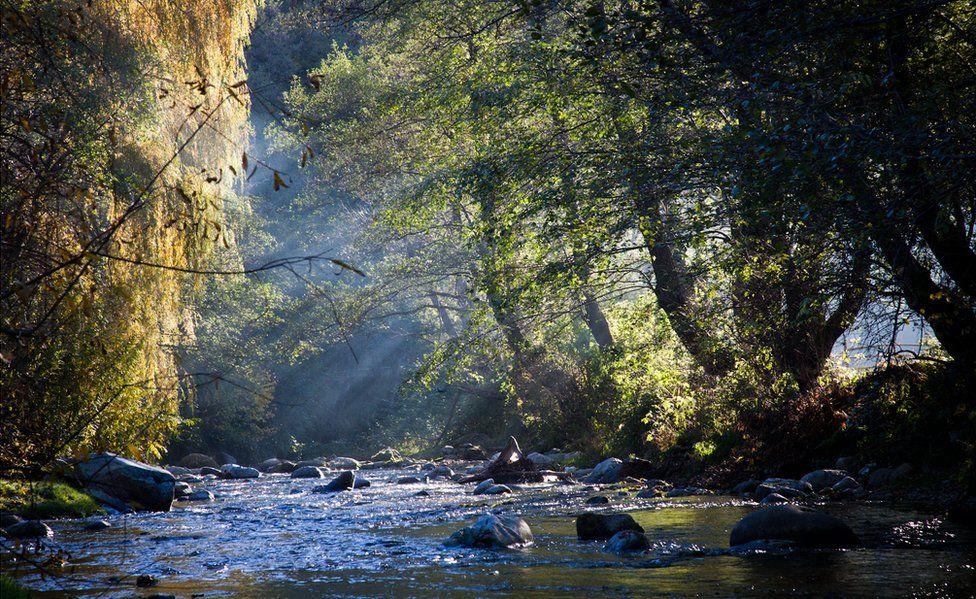 River Valsan