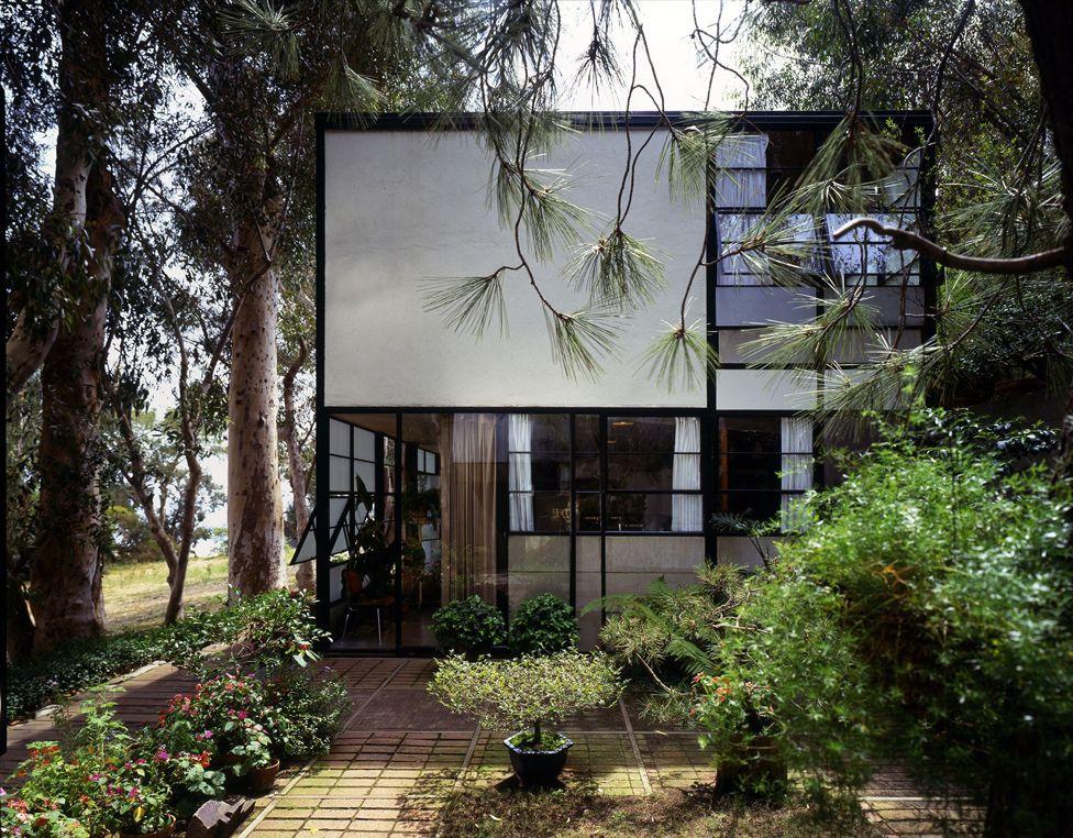 The Eames house, California