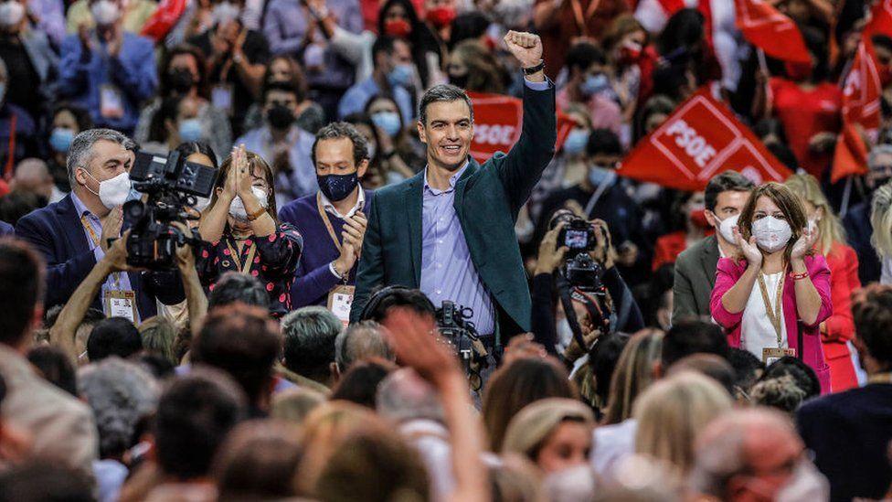 Pedro Sanchez: Spanish PM vows to outlaw prostitution thumbnail