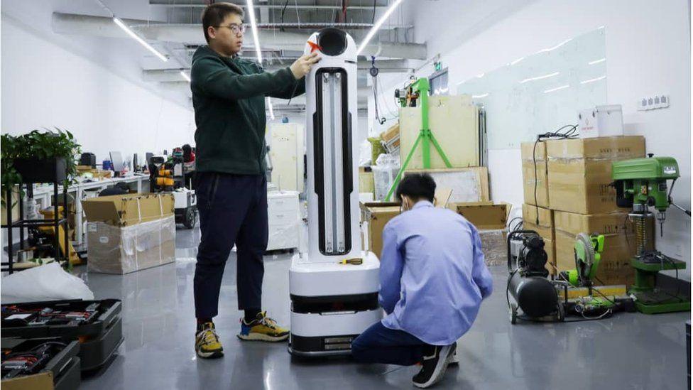 Shenzhen-based YouiBot