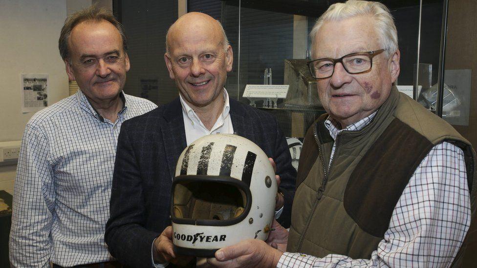 Dave Jones, Mario Kreft a Dafydd Elis Thomas