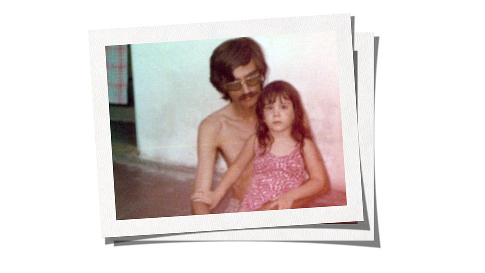 Paula and her father