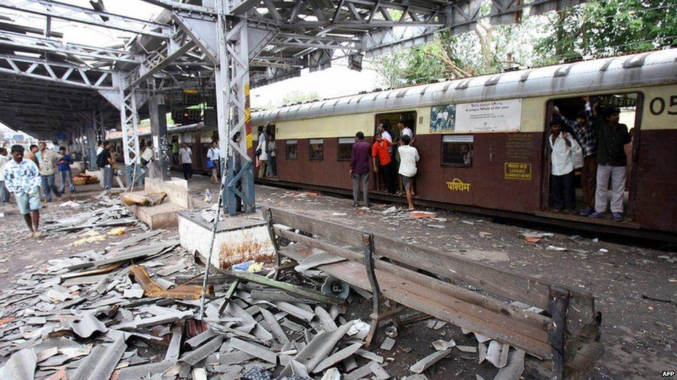 Mumbai train blasts