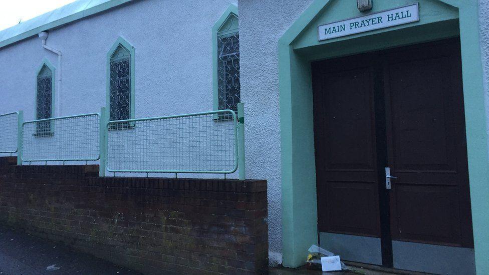 Jamia Mosque, Totterdown, Bristol