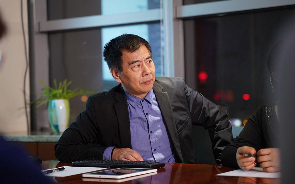樹洞救援隊由荷蘭華裔人工智能學者黃智生創辦。