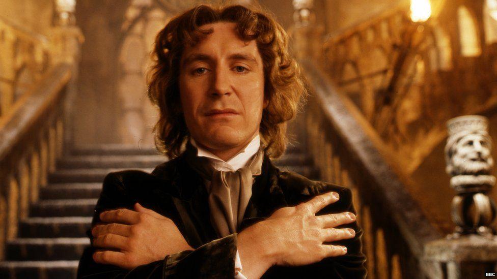 Paul McGann as The Doctor