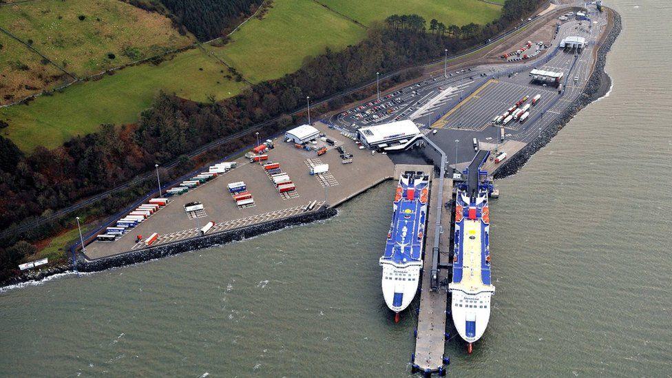 Stena harbour