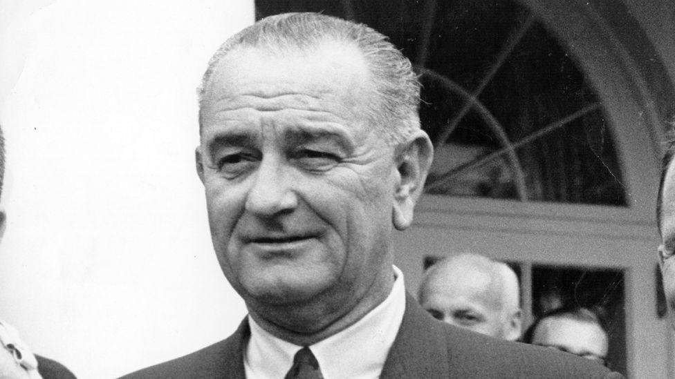 Lyndon B Johnson, 1965