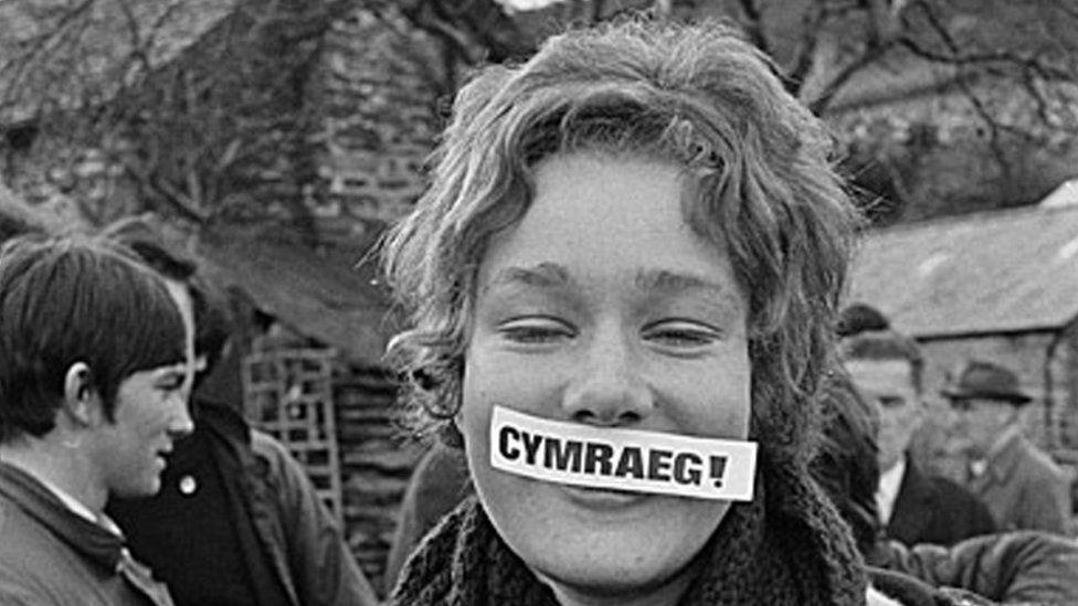Protest iaith