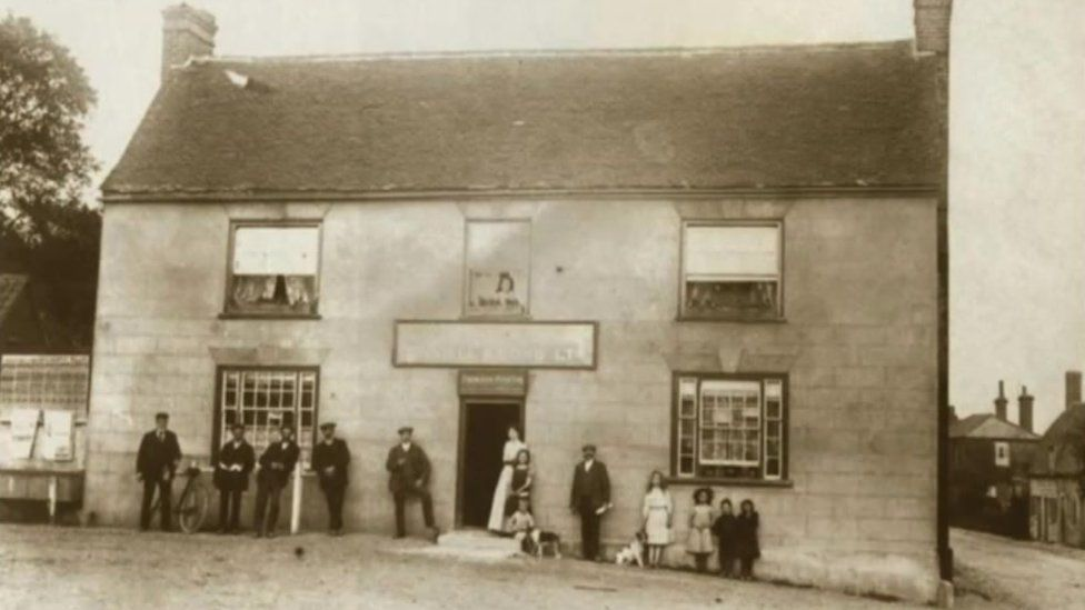 Historic photo of pub