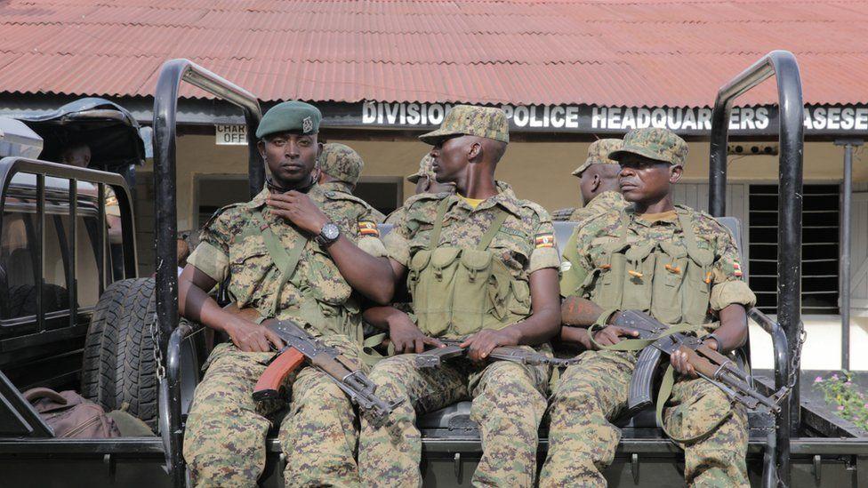Ugandan soldiers (file photo)