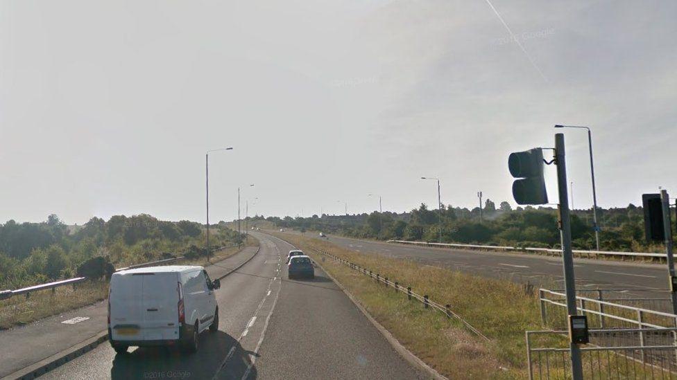 A617 Rainworth bypass