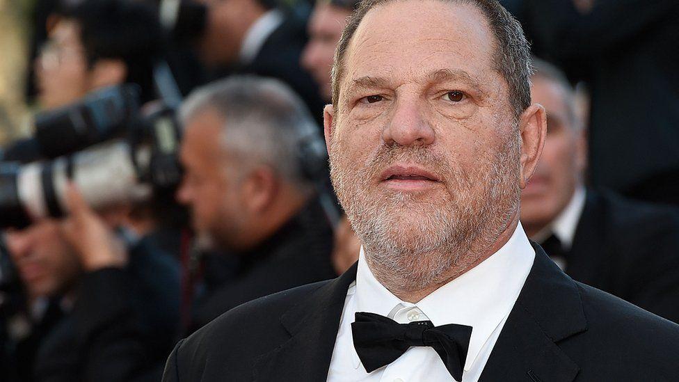 Harvey Weinstein, the Oscar-winning film producer