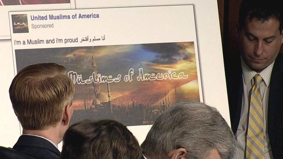 United Muslims of America group