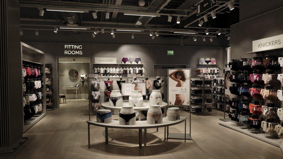 Rushden new store