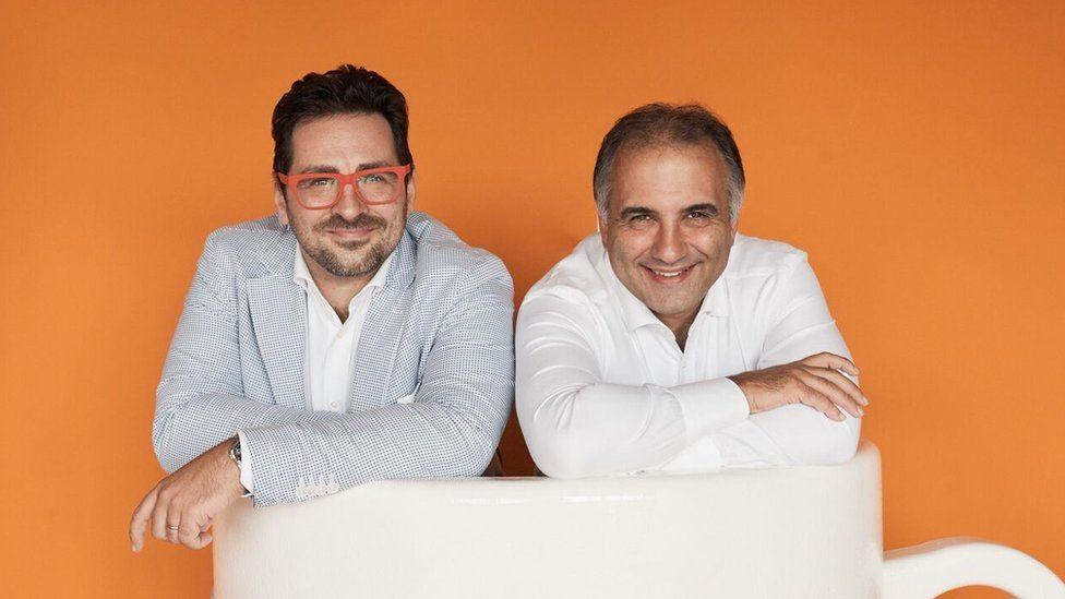 Arnold Coffee Daniele and Alfio