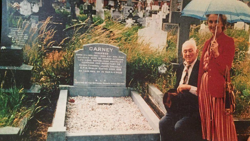 George McBride graveyard