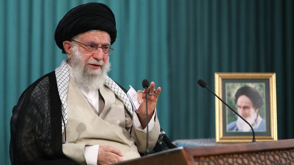 Ayatollah Ali Khamenei (16 June 2021)