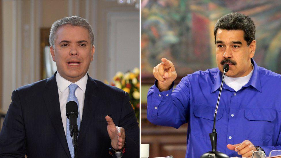 FARC: por qué Duque vincula con Maduro a los guerrilleros que retomaron las armas en Colombia