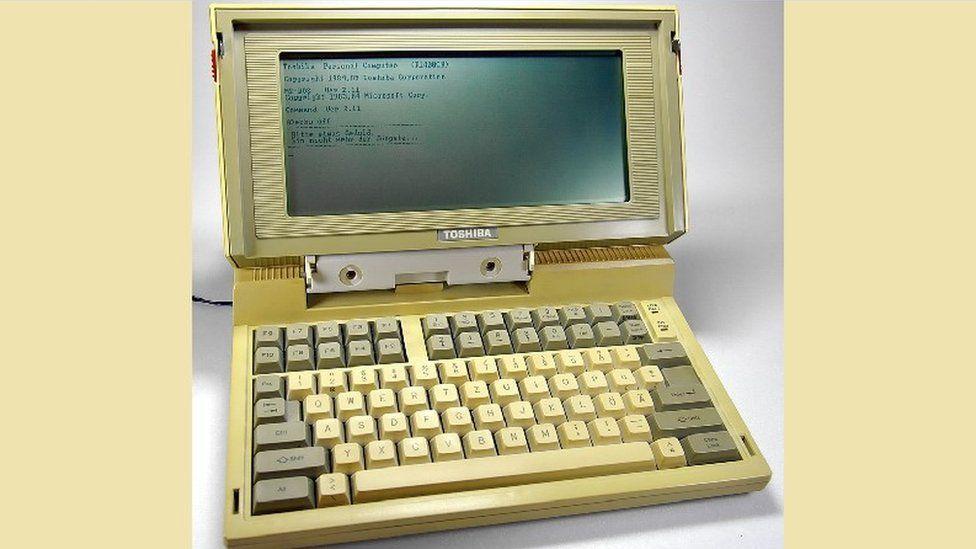 The Toshiba T1100