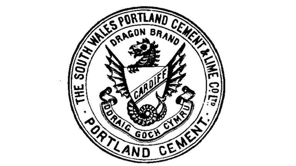 Portland cement badge