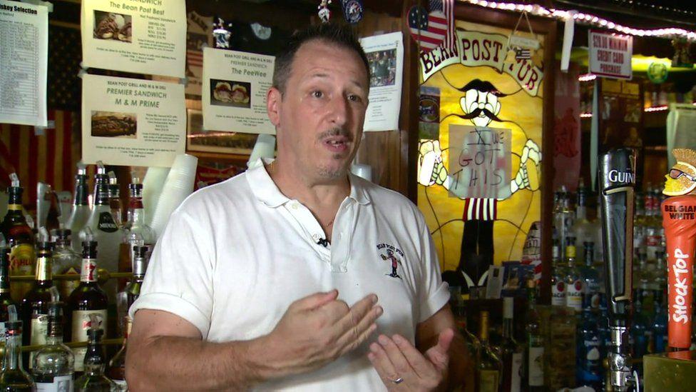 Anthony LoPorto, owner Bean Post Pub